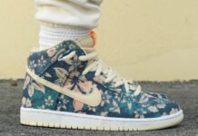 Nike SB Dunk High Hawaii CZ2232-300