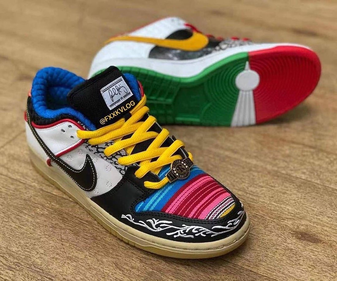 Nike SB Dunk Low What The P-Rod Release Info Price