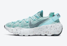 Nike Space Hippie 04 Aqua CD3476-402 Release Date Info