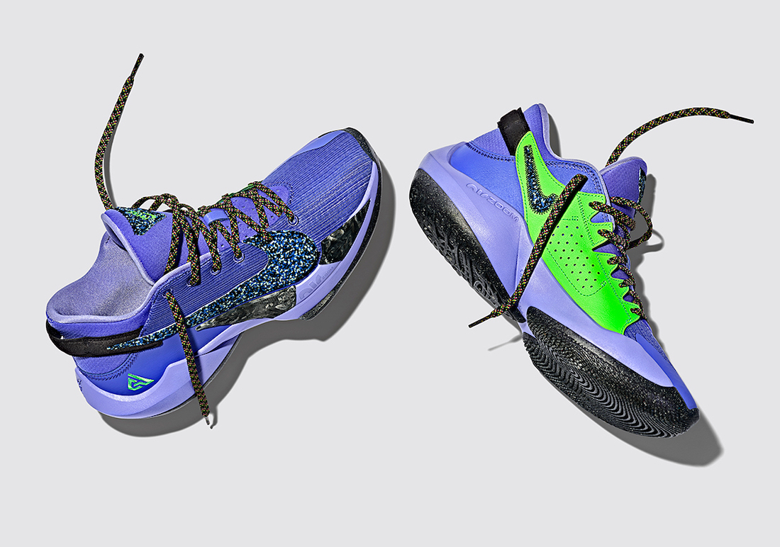 Nike Zoom Freak 2 All-Star Play for the Future CK5424-500 Release Date Info
