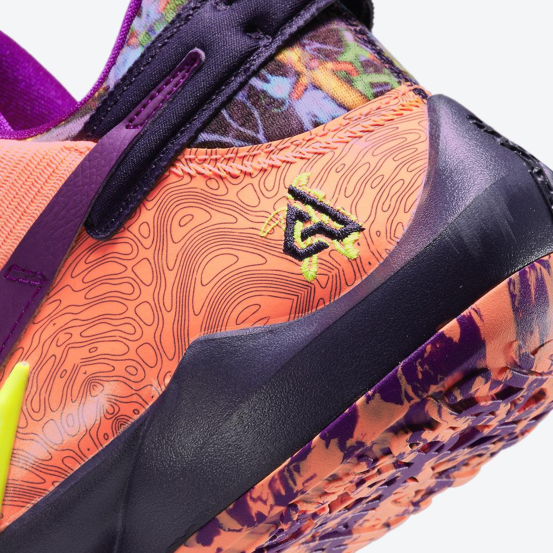 Nike Zoom Freak 2 Bright Mango CW3162-800 Release Date Info