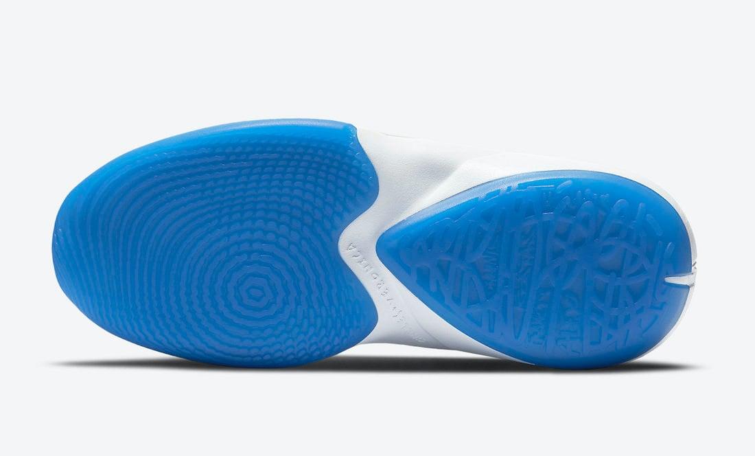 Nike Zoom Freak 2 GS Signal Blue CZ4177-408 Release Date Info