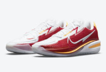 Nike Zoom GT Cut White Red CZ0176-100 Release Date Info