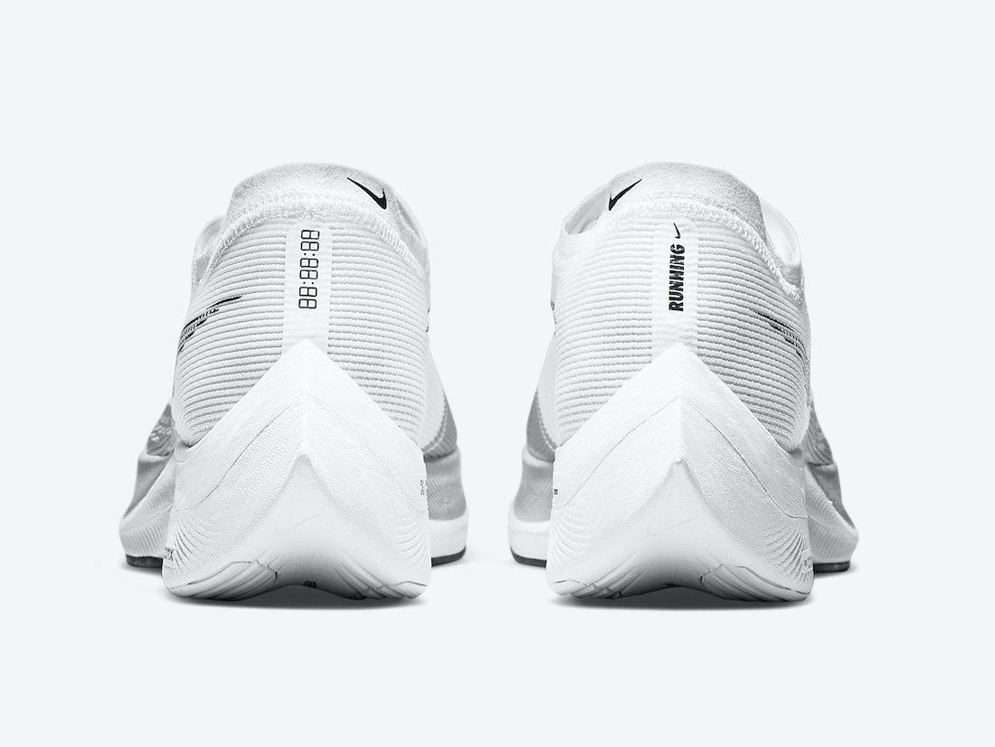 Nike ZoomX VaporFly NEXT% 2 White Black CU4111-100 Release Date Info