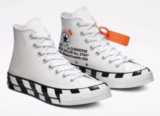 Off-White x Converse Chuck 70 Stripe Restock