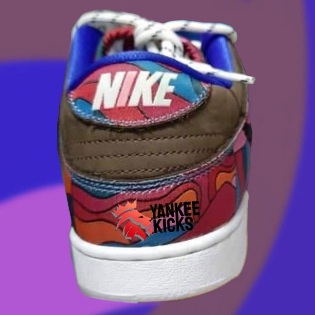 Parra Nike SB Dunk Low 2021 Release Date Info