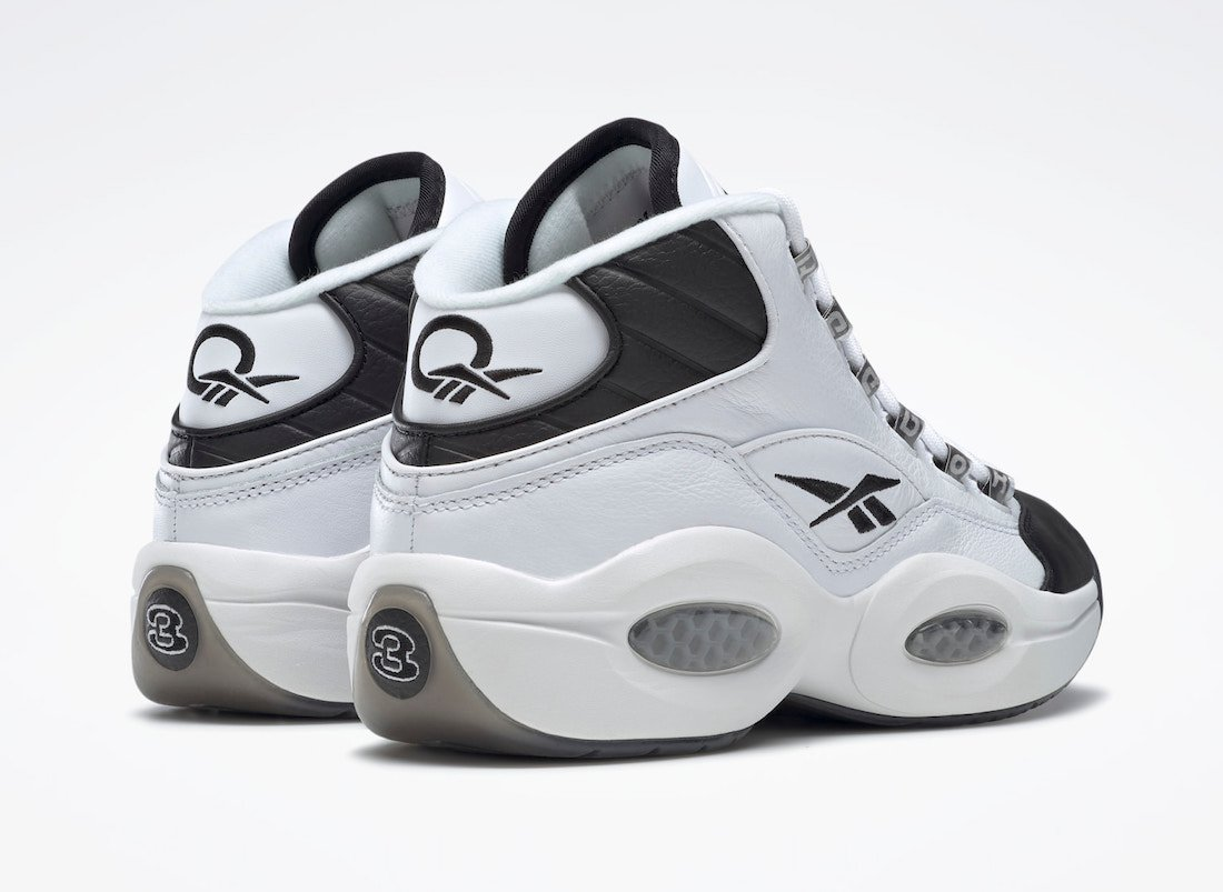 Reebok Question Mid Why Not Us GX5260 Release Date Info