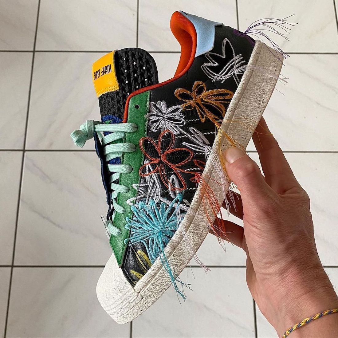 Sean Wotherspoon adidas SUPEREARTH Superstar Black Release Date Info