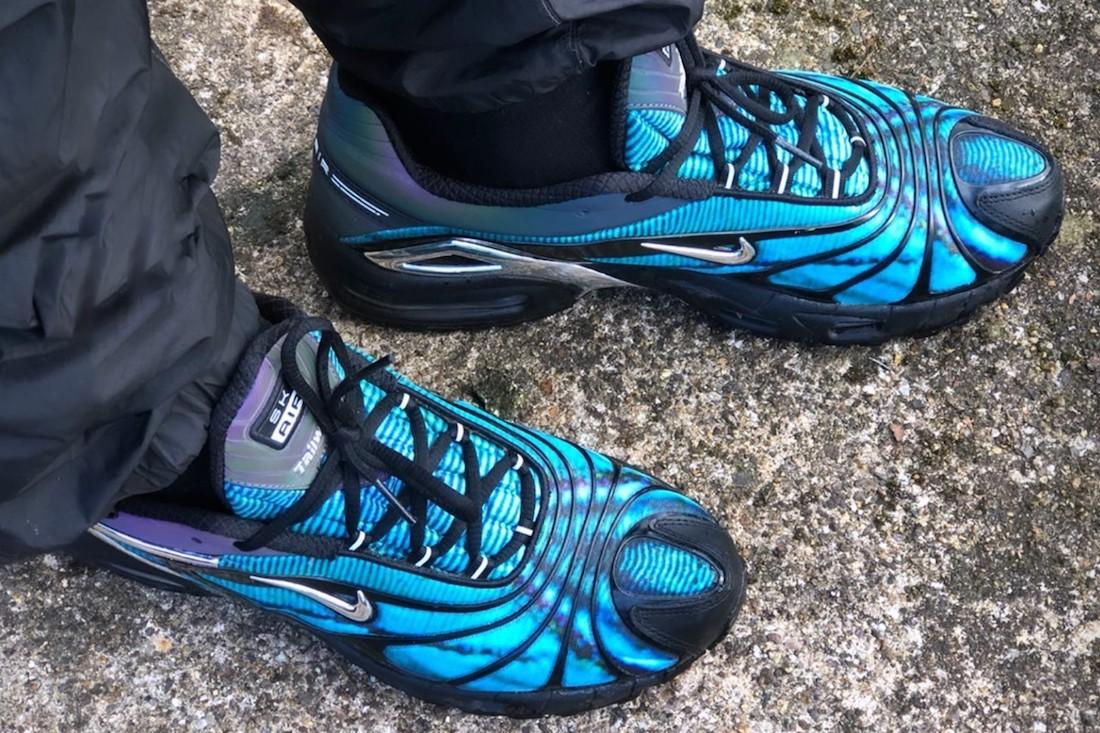 Skepta Nike Air Max Tailwind V Blue Release Date Info