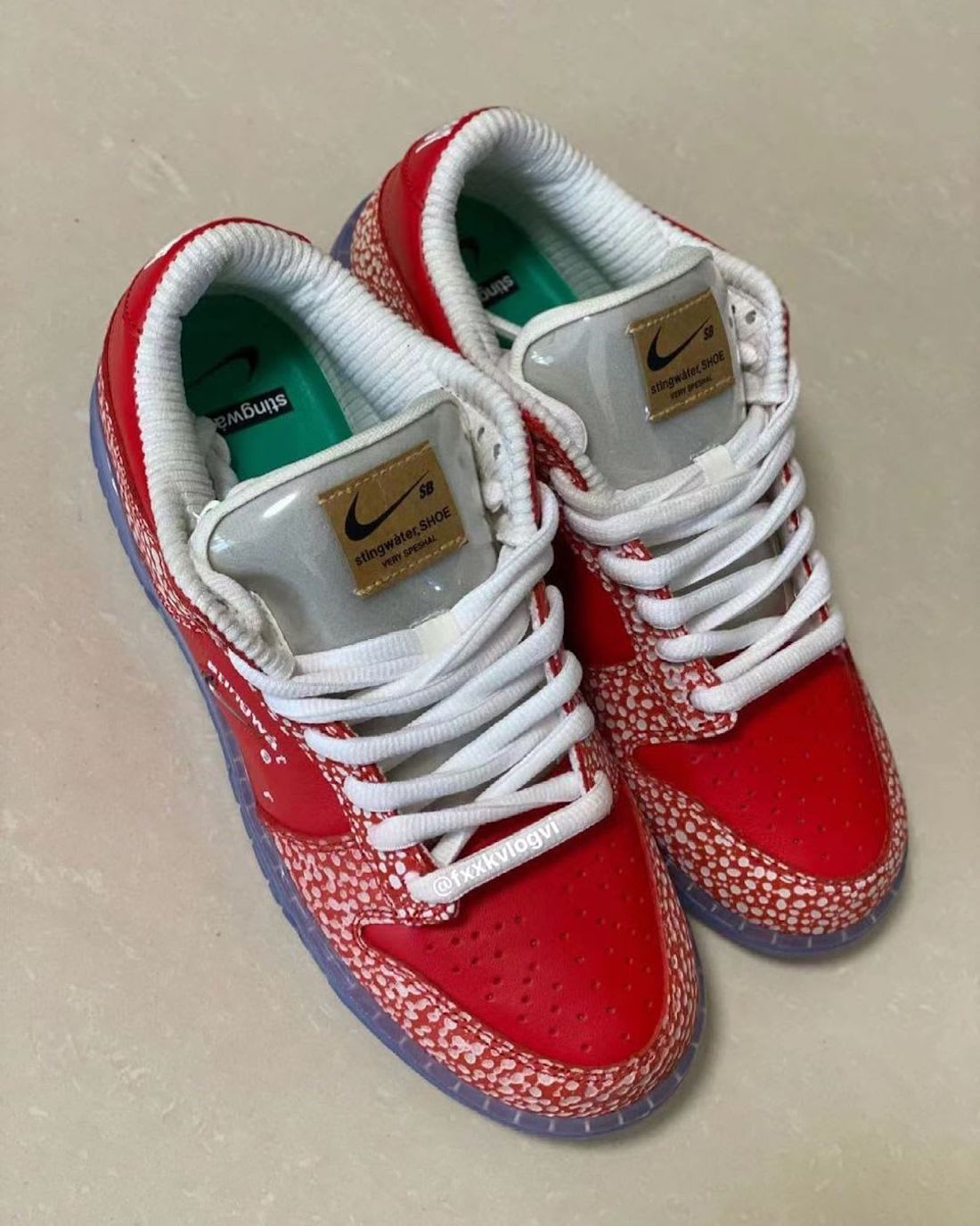 Stingwater Nike SB Dunk Low Release Date