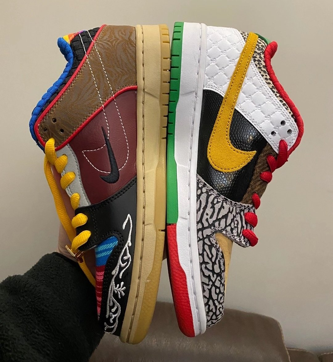 What The P-Rod Nike SB Dunk Low Release Info