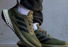 adidas 4D Kick Olive Green Q46219 Leak