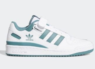 adidas Forum Low Hazy Emerald FY7758
