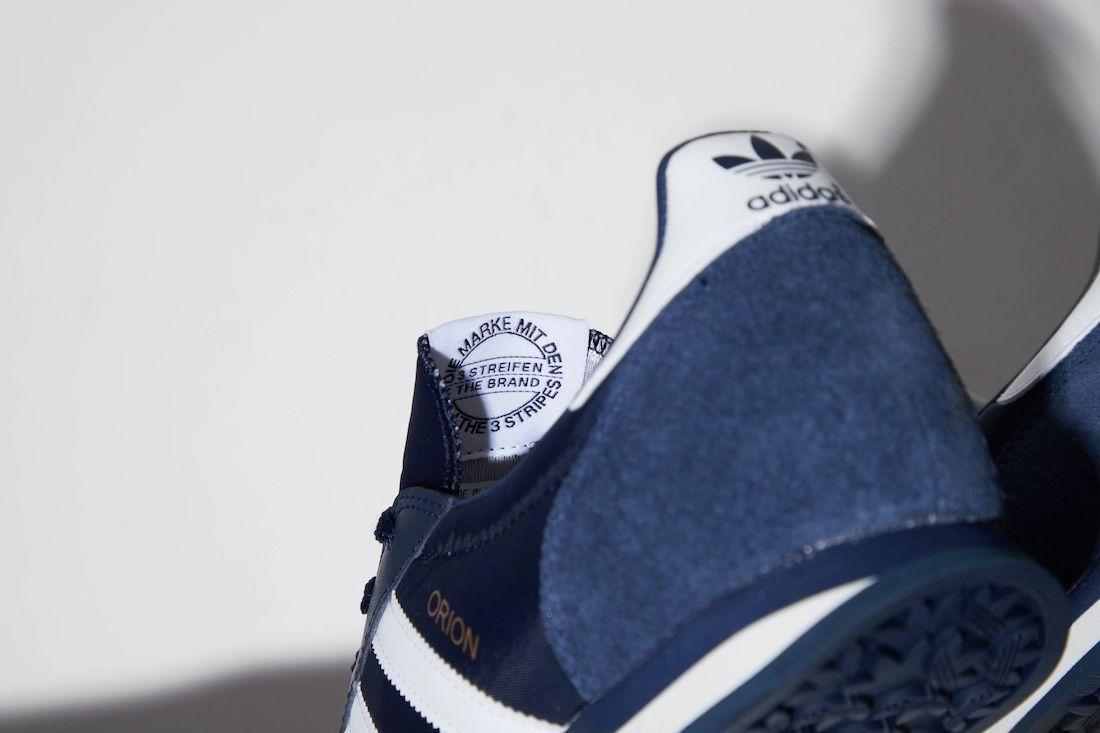 adidas Orion Collegiate Navy Terry Fox FX5632 Release Date Info