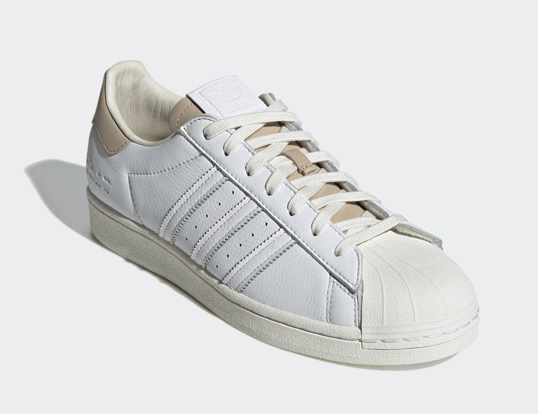 adidas Superstar White Tan FY5477 Release Date Info