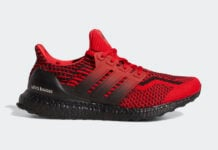 adidas Ultra Boost 5.0 DNA Scarlet Black H01014 Release Date Info