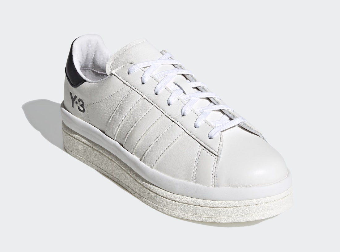 adidas Y-3 Hicho Core White S42846 Release Date Info