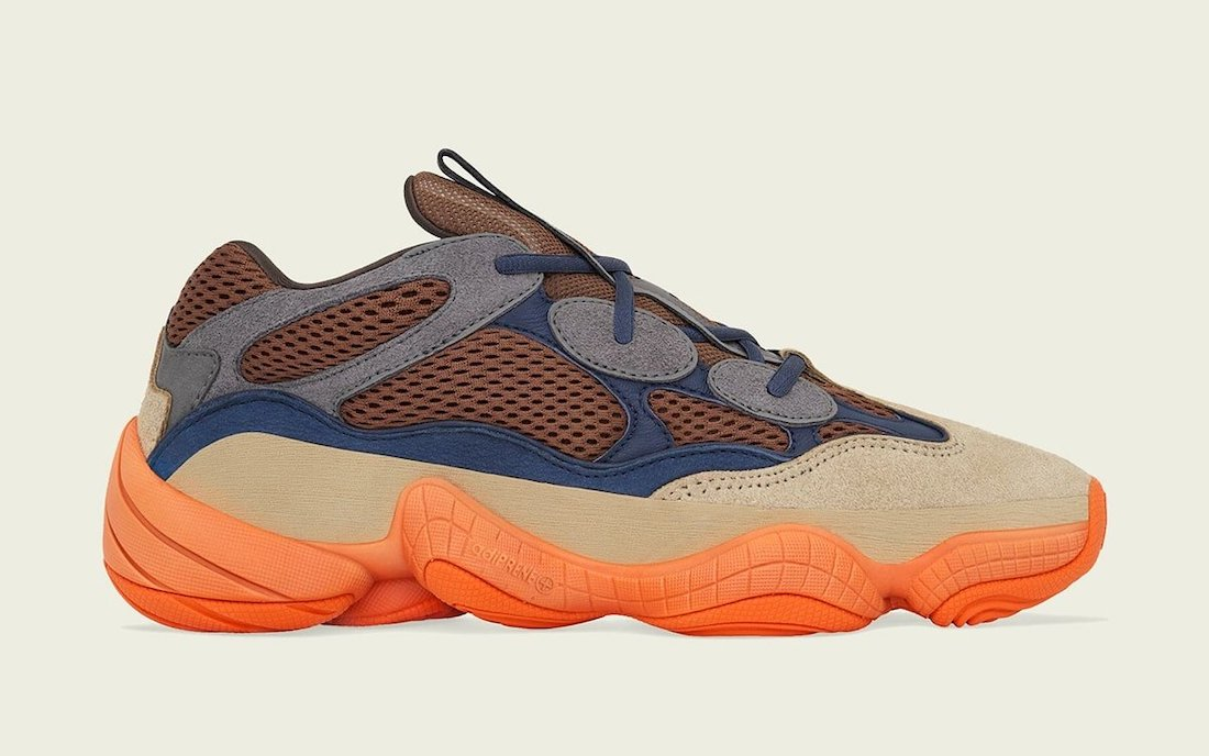 adidas Yeezy 500 Enflame GZ5541 Release Date