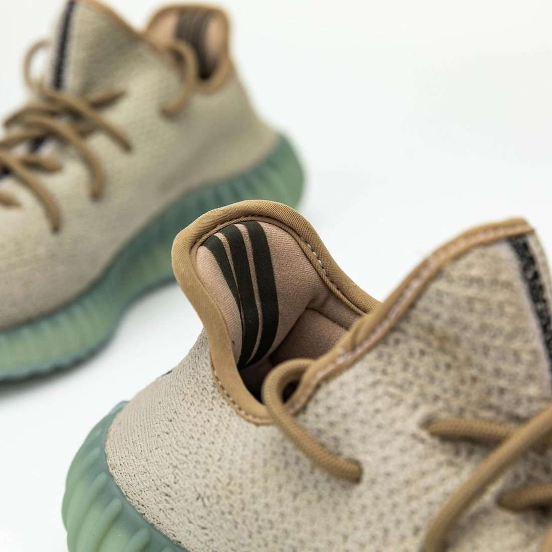 adidas Yeezy Boost 350 V2 Leaf Release Date Info