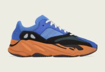 adidas Yeezy Boost 700 Bright Blue GZ0541