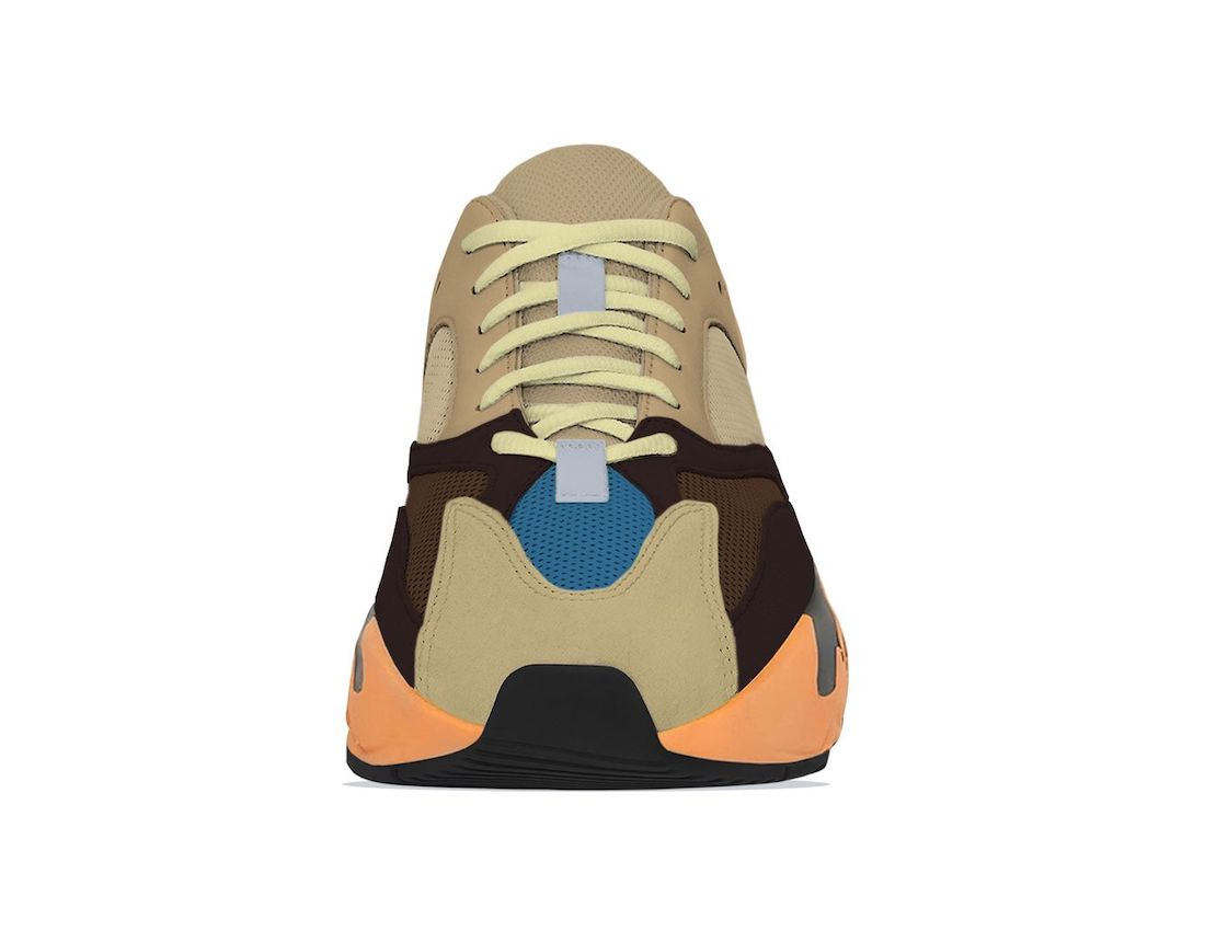 adidas Yeezy Boost 700 Enflame Amber Release Date Info