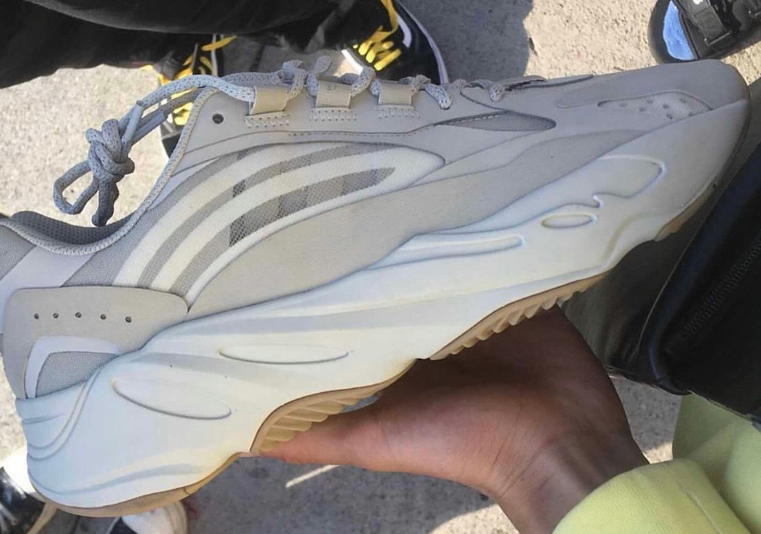 adidas Yeezy Boost 700 V2 Transparent