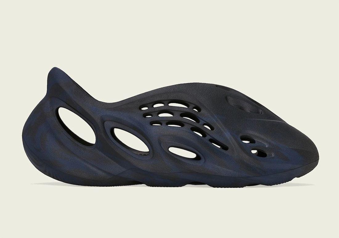 adidas Yeezy Foam Runner Mineral Blue GV7903 Release Date