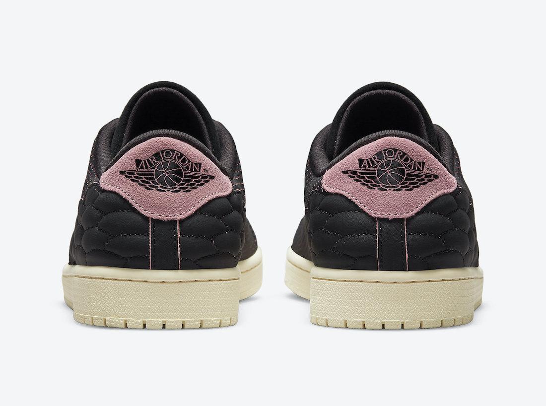 Air Jordan 1 Centre Court Black Pink DJ2756-006 Release Date Info