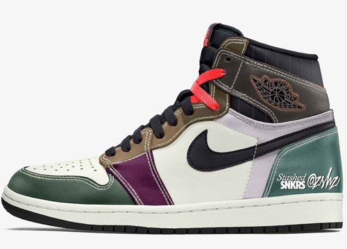 Air Jordan 1 Hand Crafted Release Date