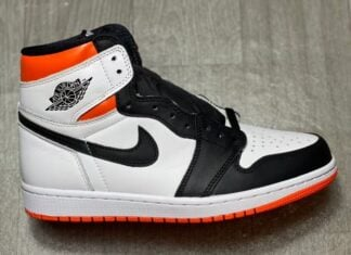 Air Jordan 1 High OG Electro Orange 555088-180 Release Details