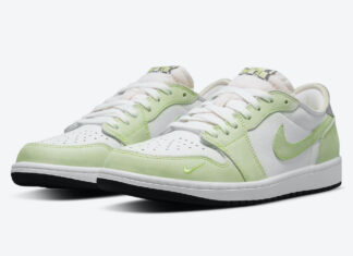 Air Jordan 1 Low OG Ghost Green CZ0790-103 Release Date Info