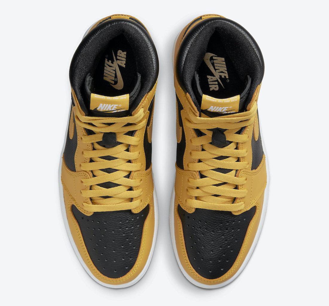 Air Jordan 1 Pollen 555088-701 Release Info Price