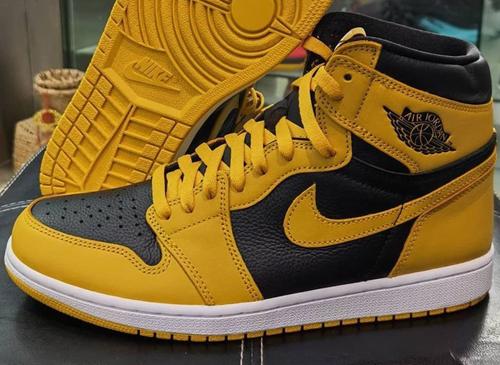 Air Jordan 1 Pollen Release Date