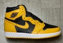 Air Jordan 1 Pollen Release Date 555088-701