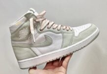 Air Jordan 1 Seafoam Womens CD0461-002