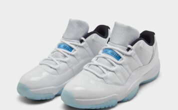 Air Jordan 11 Low Legend Blue Release Date