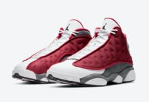 Air Jordan 13 Red Flint DJ5982-600 Release Info Price