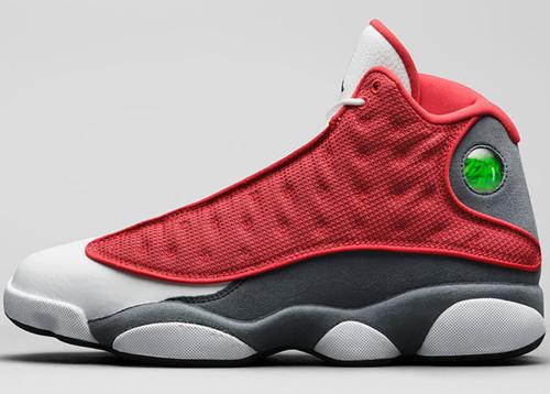 Air Jordan 13 Red Flint Release Date