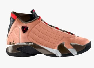 Air Jordan 14 Winterized Archaeo Brown DO9406-200 Release Date Info