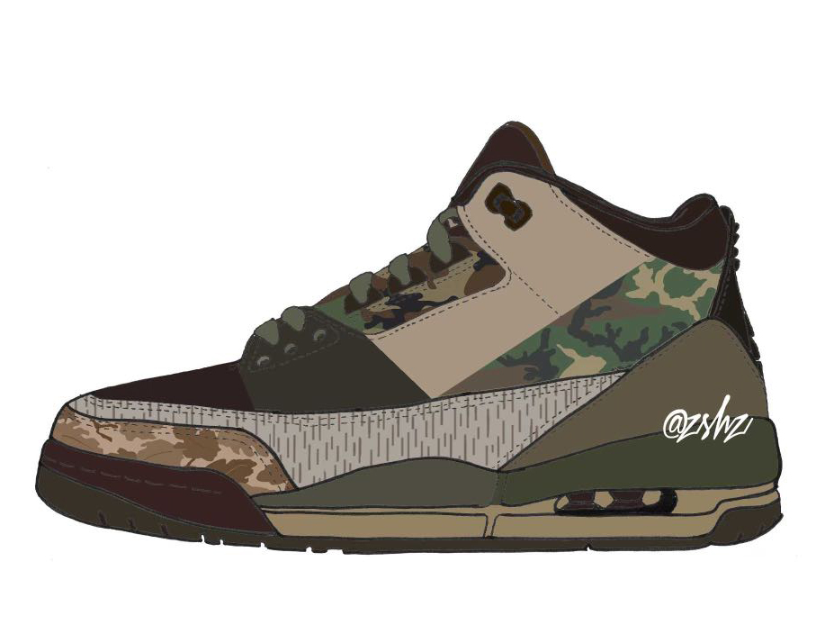 nike yeezy 2 black mens boots Camo 2021 Release Date