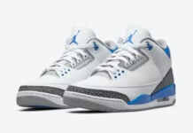 Air Jordan 3 Racer Blue CT8532-145 Release Info Price