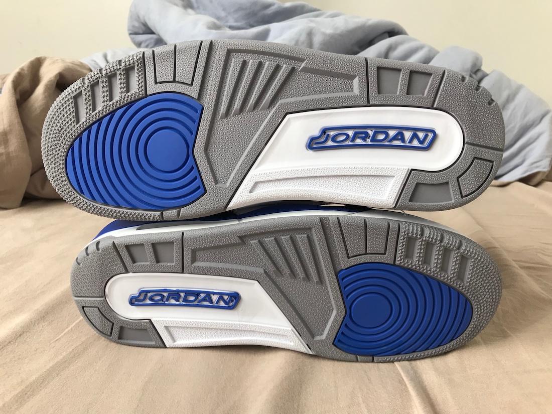 Air Jordan 3 Racer Blue Release Date CT8532-145