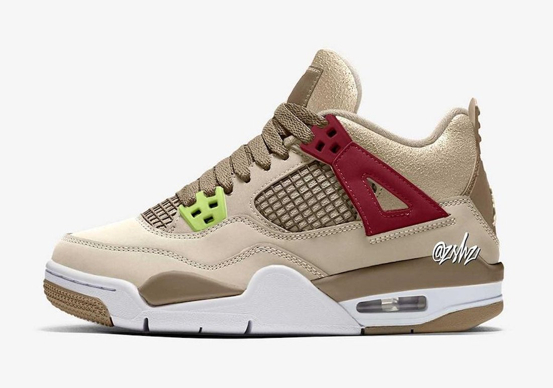 Air Jordan 4 GS Where The Wild Things Are Release Date Info