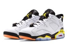 Air Jordan 6 Low Day of the Dead DC1048-110 Release Date Info