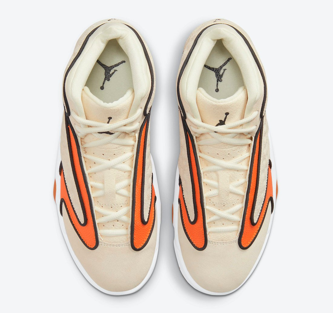 Air Jordan Womens OG Coconut Milk Orange CW0907-108 Release Date Info