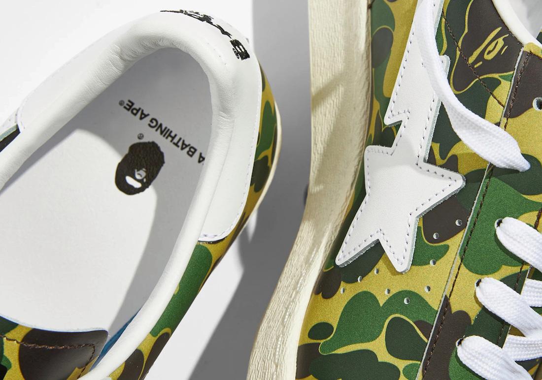 BAPE adidas Superstar Camo GZ8981 Release Date Info