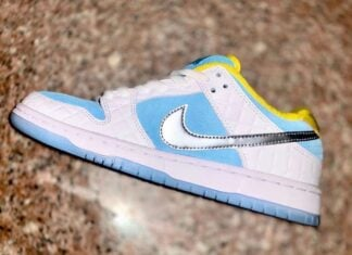 FTC Nike SB Dunk Low 2021