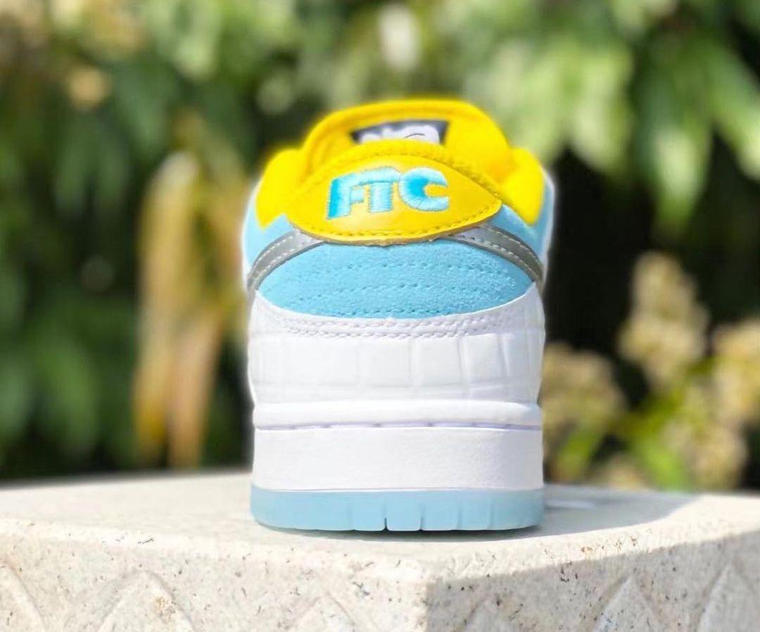 FTC Nike SB Dunk Low 2021 Release Date Info