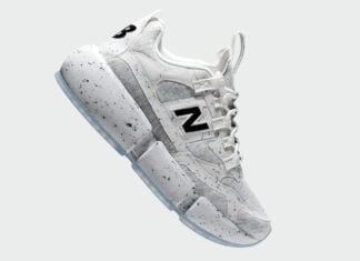 Jaden Smith New Balance Vision Racer Natural Release Date Info
