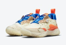 Jordan Delta 2 Orange Royal Blue CW0913-101 Release Date Info